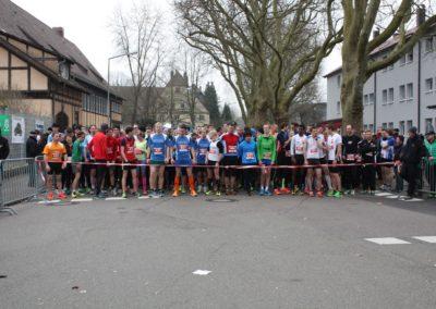 Start der Läufer beim Gmünder Stadtlauf Schwäbisch Gmünd