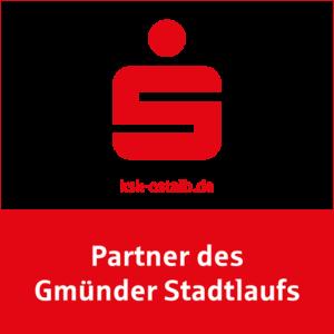Anzeige der KSK Ostalb für den Gmünder Stadtlauf in Schwäbisch Gmünd