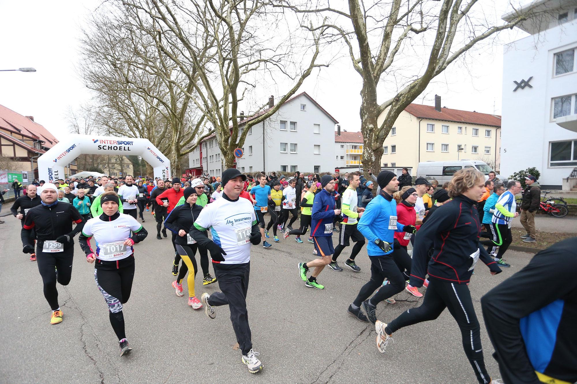 Bilder_GmuenderStadtlauf_Halbmarathonund10km